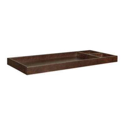 DaVinci Removable Changing Tray in Espresso