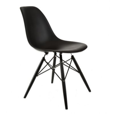 American Atelier Banks Side Chair in Black