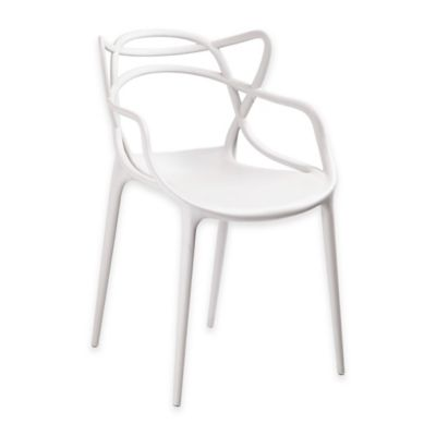 American Atelier Crawford Chair in Light Grey