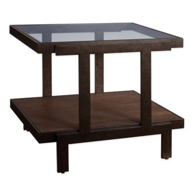 Bassett Mirror Company Beasley Rectangle End Table