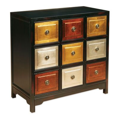 Bassett Mirror Company Tic-Tac-Toe Chest