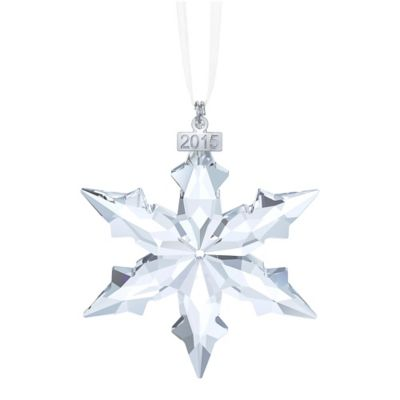 Swarovski® Annual Edition 2015 Star Christmas Ornament