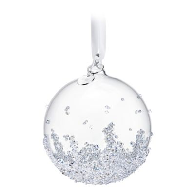 Swarovski® 2015 Small Christmas Ball Ornament
