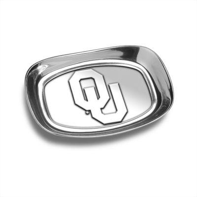 Wilton Armetale® University of Oklahoma Bread Tray