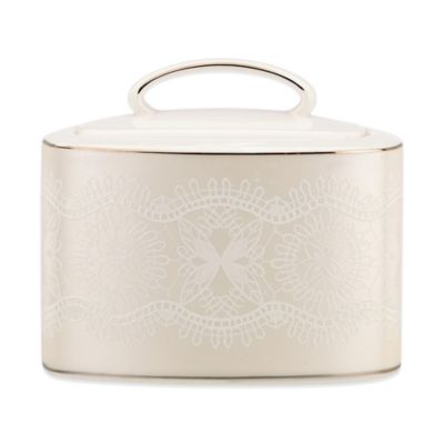 kate spade new york Chapel Hill Covered Sugar Bowl