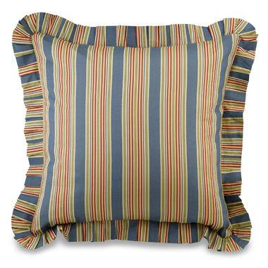 Wakefield European Pillow Sham in Blue