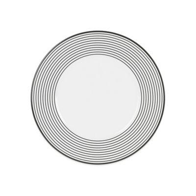 Mikasa® Cheers White Rings Salad Plate