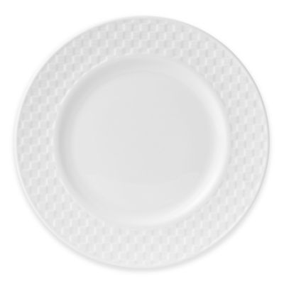 Wedgwood® Night and Day Checkerboard Dinner Plate