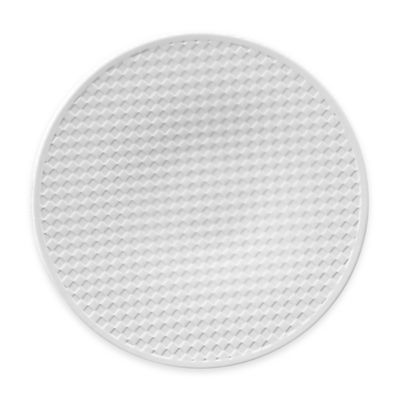 Wedgwood® Night and Day Round Checkerboard Platter