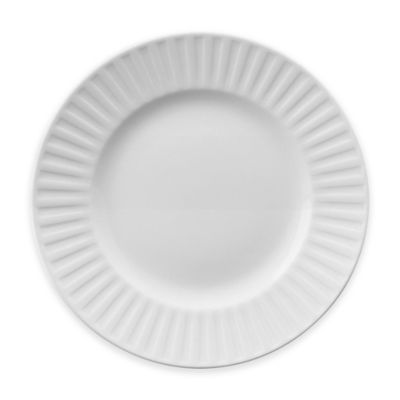 Wedgwood® Night and Day Fluted Salad Plate