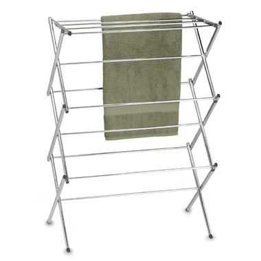 Flat Clothes Dryer