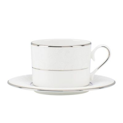 Venetian Lace Cup and Saucer