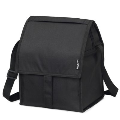 PackIt® Deluxe Social Cooler in Black