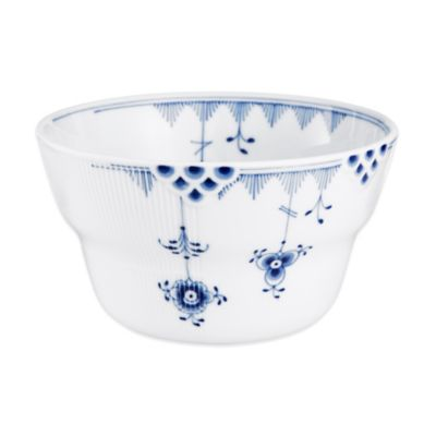Royal Copenhagen Elements 1.5-Pint Bowl in Blue