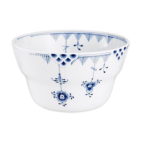 buy royal copenhagen elements 1 5 pint bowl in blue from. Black Bedroom Furniture Sets. Home Design Ideas
