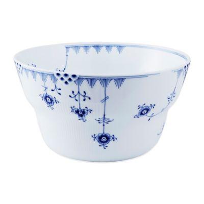 Royal Copenhagen Elements 3.5 qt. Bowl in Blue