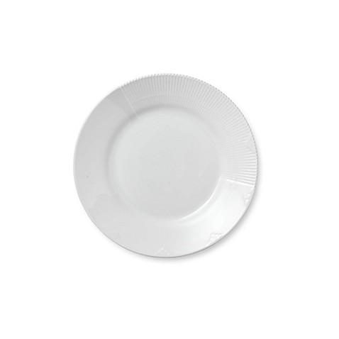 buy royal copenhagen elements dinner plate in white from bed bath beyond. Black Bedroom Furniture Sets. Home Design Ideas