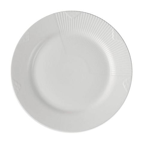 royal copenhagen elements luncheon plate in white bed. Black Bedroom Furniture Sets. Home Design Ideas