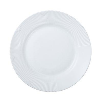 Royal Copenhagen Elements Salad Plate in White