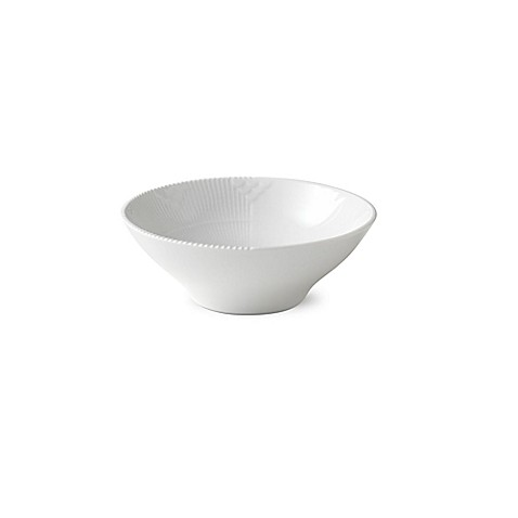 buy royal copenhagen elements cereal bowl in white from. Black Bedroom Furniture Sets. Home Design Ideas