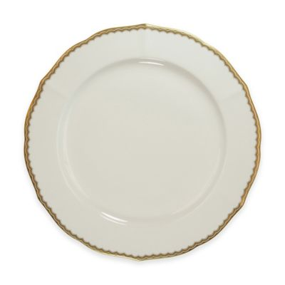 P by Prouna Antique Gold Charger Plate