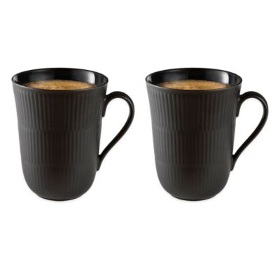 Royal Copenhagen Fluted Mugs