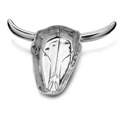 Wilton Armetale® Texas Western Steer Bowl