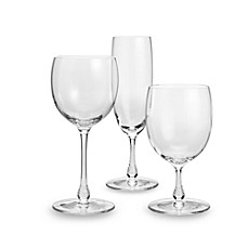 Teardrop Crystal Stemware by Barbara Barry for Wedgwood