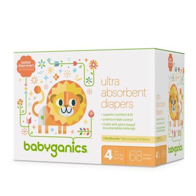 Babyganics Diapers