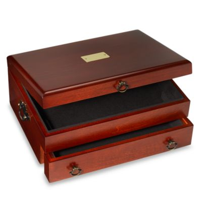 Reed & Barton® Flatware Chest in Bristol Cherry