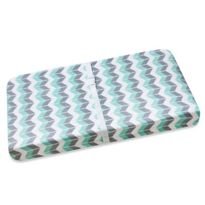 Grey Teal Pad Cover
