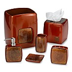 Minerale Copper Boutique Tissue Holder