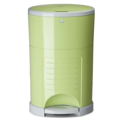 Diaper Dekor® Mini Diaper Disposal System in Sage Green