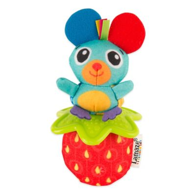 Lamaze® Easy Grip Mouse Rattle