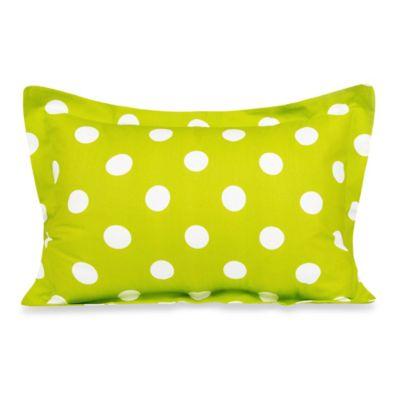 Glenna Jean Ellie & Stretch Large Pillow Sham