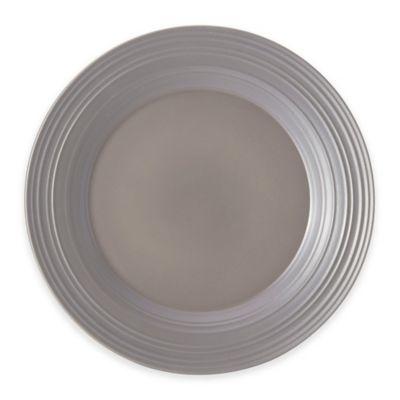 Swirl Round Platter in Mocha