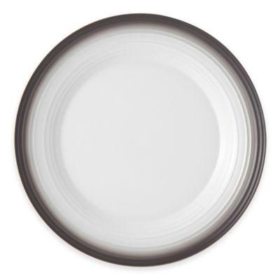 Mikasa® Swirl Ombre Round Platter in Mocha