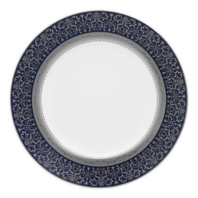 Cobalt Platinum Accent Plate