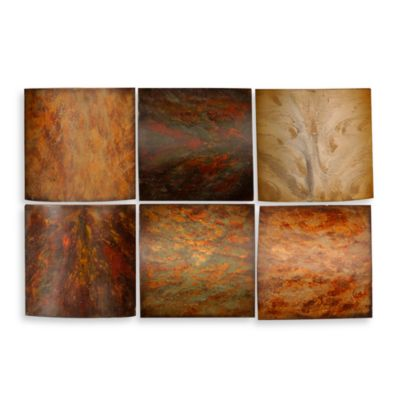 Klum Wall Art Collage (Set of 6)