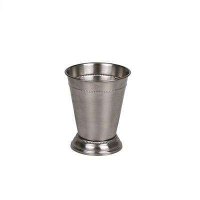 Mint Julep Cup in Stainless Steel