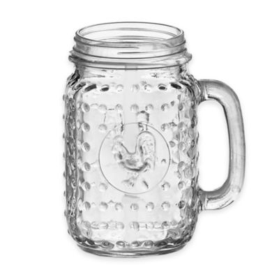 Clear Jar Mugs