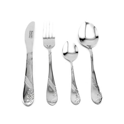 BergHOFF® Cook & Co. Sphere 24-Piece Flatware Set