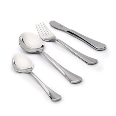 BergHOFF® Cook & Co. Sky 24-Piece Flatware Set