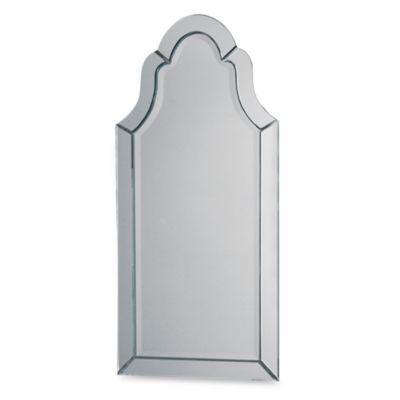 Uttermost Hovan Frameless Arch Mirror