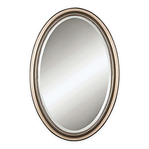 buy oval mirrors from bed bath beyond