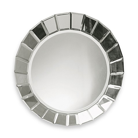 Uttermost Fortune Decorative Frameless Wall Mirror