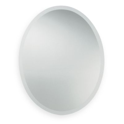 Uttermost Oval Decorative Wall Mirror