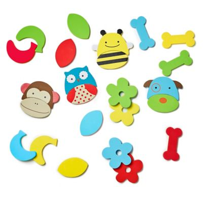 SKIP*HOP® 24-Piece Zoo Mix and Match Foam Pals