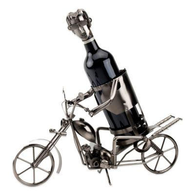 Pronto Biker Wine Bottle Holder