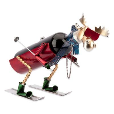 Pronto Reindeer Wine Bottle Holder